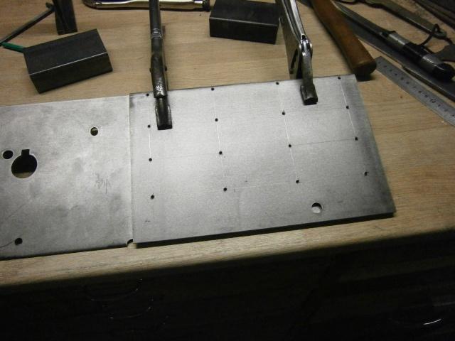 [projet] fabrication d'un Backstand horizontale/verticale - Page 2 Pc180519