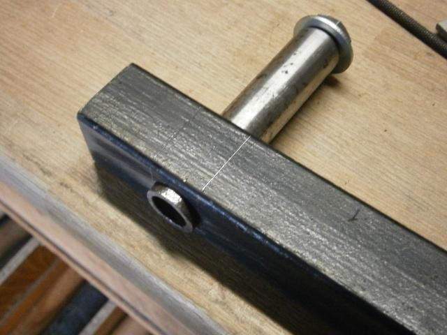 [projet] fabrication d'un Backstand horizontale/verticale - Page 2 Pc230211