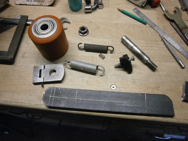 [projet] fabrication d'un Backstand horizontale/verticale - Page 2 Pc240310