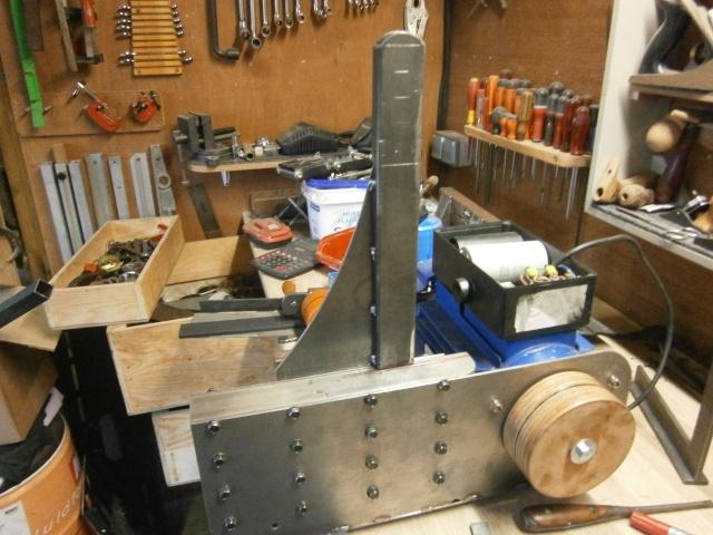 [projet] fabrication d'un Backstand horizontale/verticale - Page 2 Pc270312