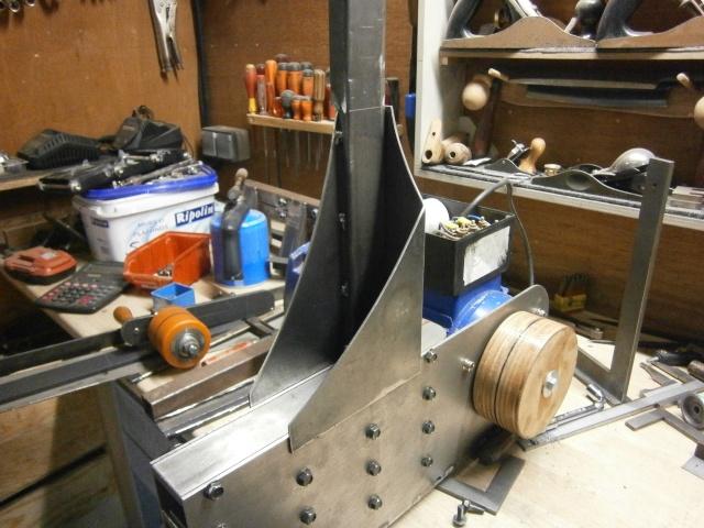 [projet] fabrication d'un Backstand horizontale/verticale - Page 2 Pc270316