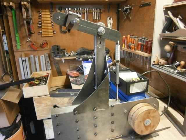 [projet] fabrication d'un Backstand horizontale/verticale - Page 2 Pc280414