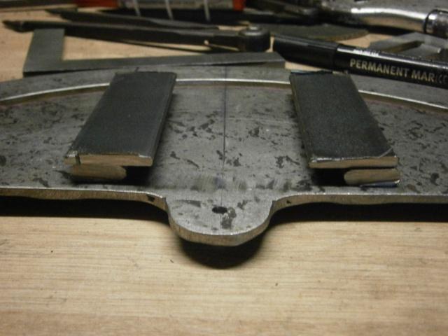 [projet] fabrication d'un Backstand horizontale/verticale - Page 2 Pc310411