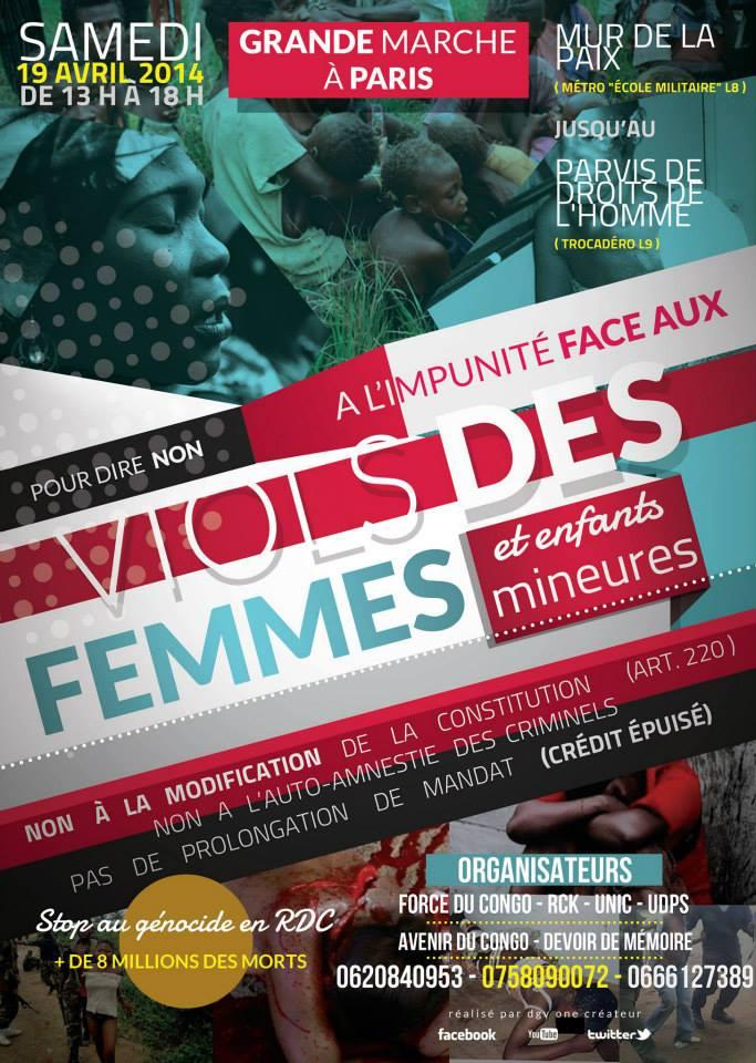 Affichage des activites politiques et autres de la diaspora Congolaise ! 10174610