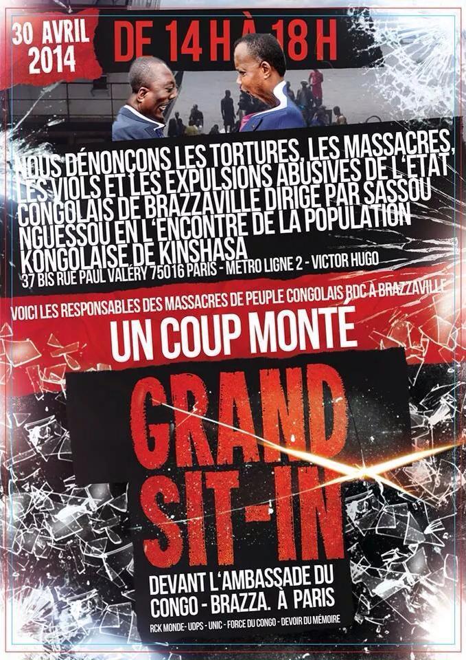 Affichage des activites politiques et autres de la diaspora Congolaise ! 10257810