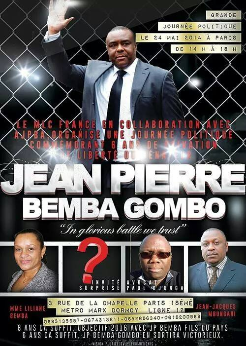 Affichage des activites politiques et autres de la diaspora Congolaise ! 10300910