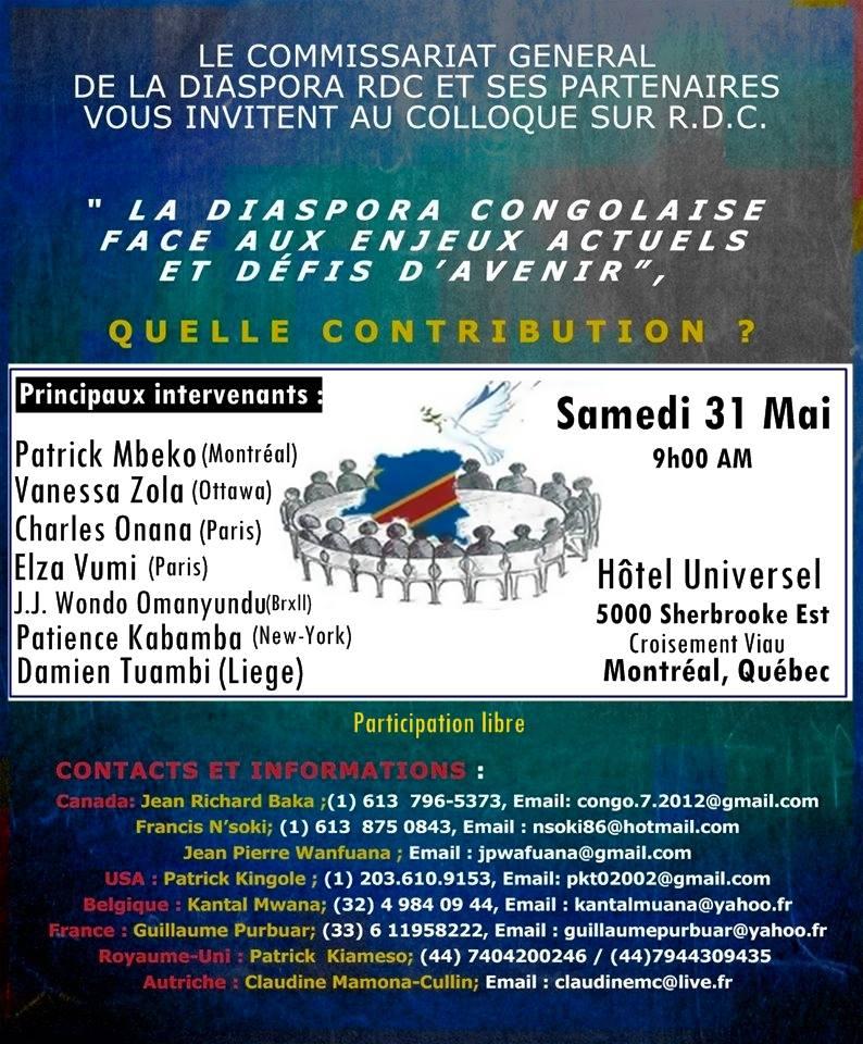 Affichage des activites politiques et autres de la diaspora Congolaise ! 10310610