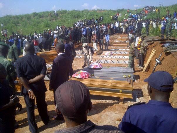 Kasaï-Oriental : au moins 17 morts après l'explosion d'un dépôt d'armes à Mbuji-Mayi 17966410