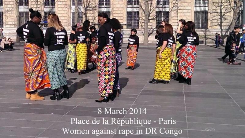 AUX FEMMES VIOLÉES DE L'EST DU CONGO 19703610