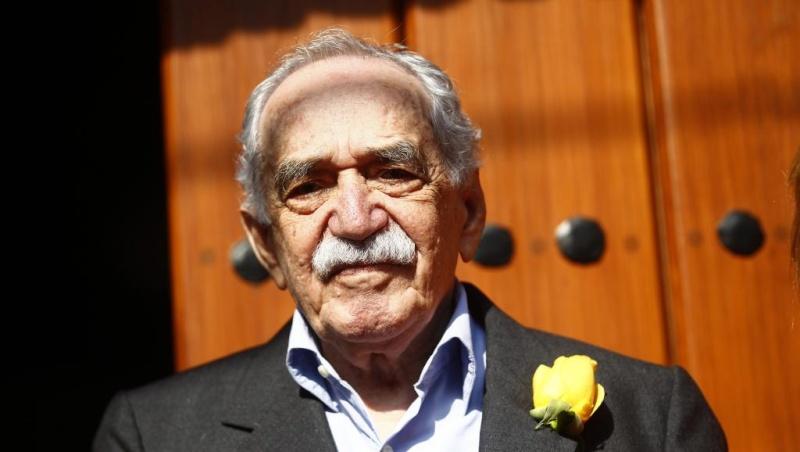 Décès du Prix Nobel de littérature Gabriel García Márquez 2014-011