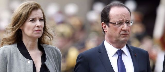 François Hollande et Valérie Trierweiler, c'est fini 35269910
