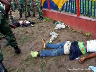 RDC : arrestation du pasteur Mukungubila, instigateur présumé des attaques du 30 décembre Img_3210