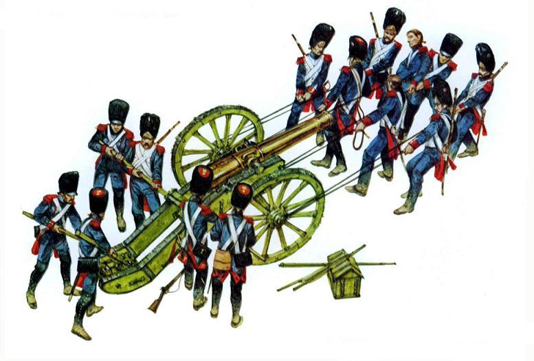 artillerie prussienne 28mm 14kdvl10