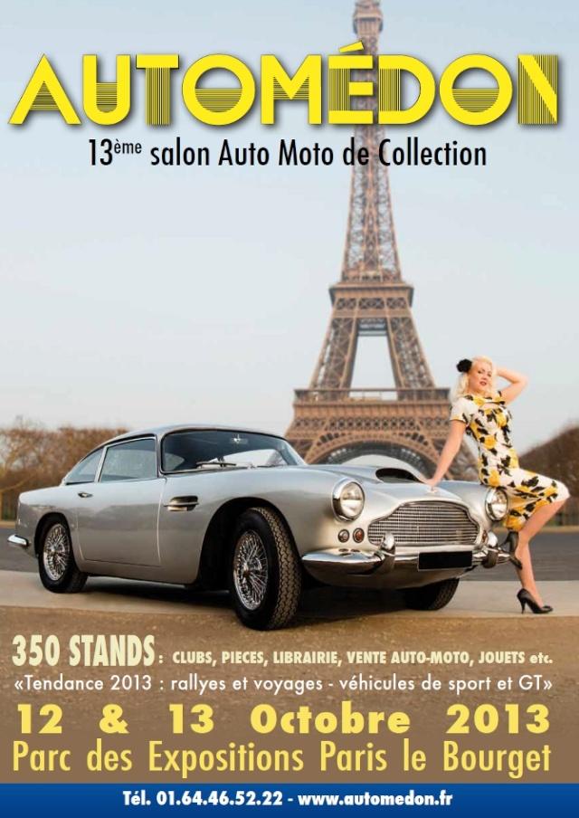 salon automédon 12 et 13/10/2013 Paris le Bourget! Autome10