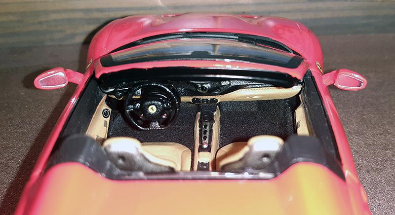 """Ferrari 488 Spider """"Magnum P.i."""" Aysubs10"""