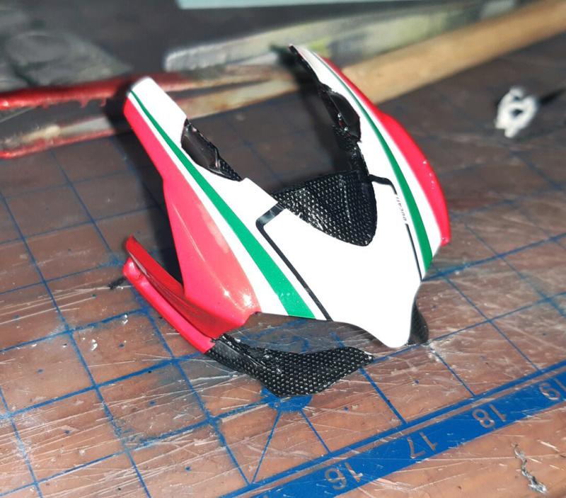 Ducati Panigale Tricolore C1148v10