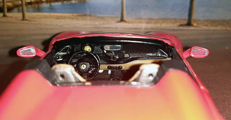 """Ferrari 488 Spider """"Magnum P.i."""" Cyj_pe10"""