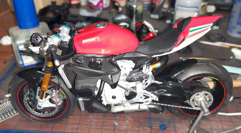 Ducati Panigale Tricolore I0ywa110