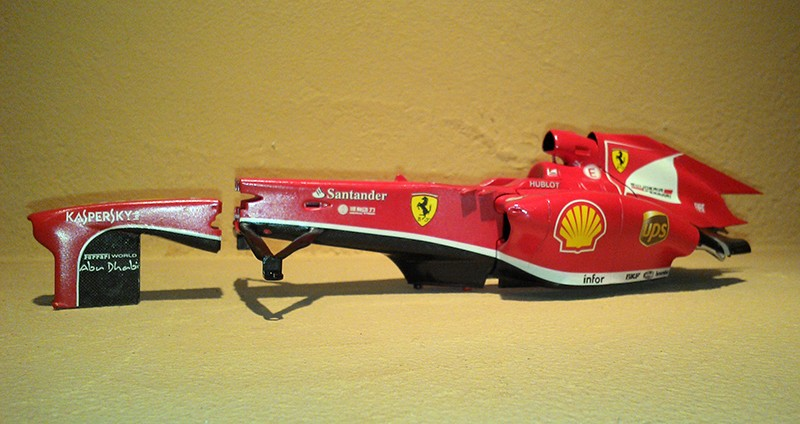 Ferrari F138 Fujimi - Page 2 Img_2186
