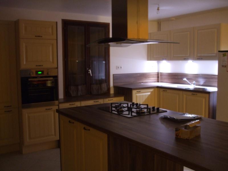 [REALISATION] d'une cuisine ouverte Dscf4117