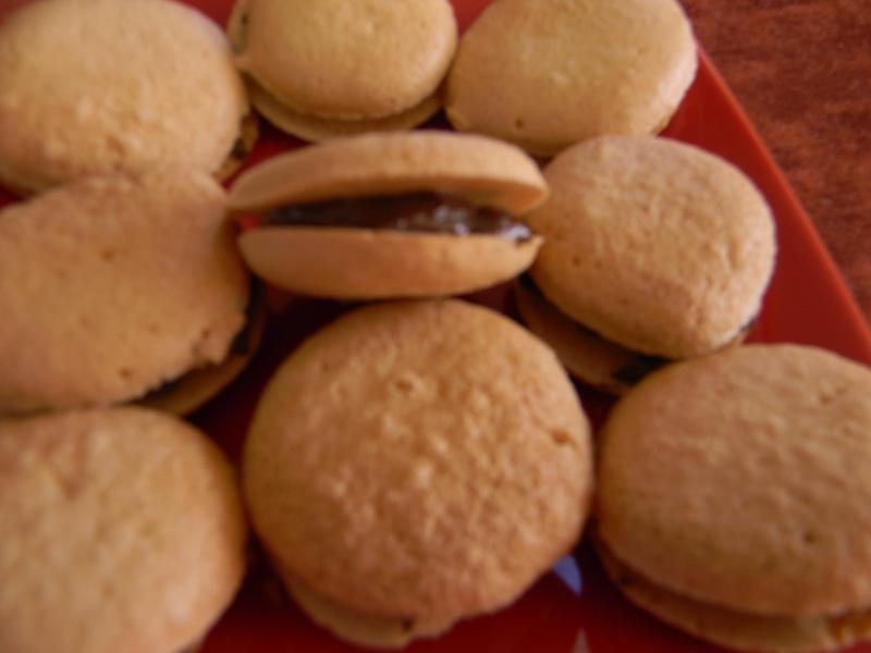 Biscuits à  la cuillère Dscn1914