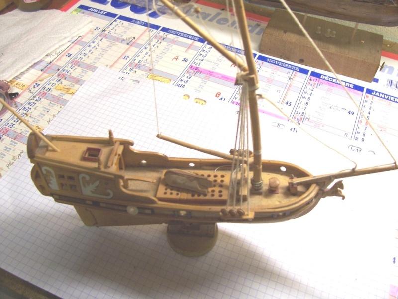 rénovation de mon premier bateau en bois yatch du 16ème 100_0710