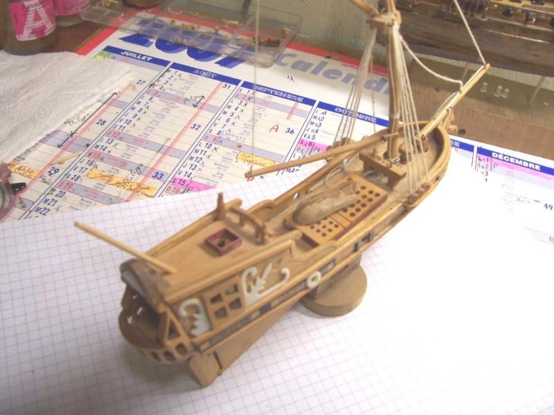 rénovation de mon premier bateau en bois yatch du 16ème 100_0711