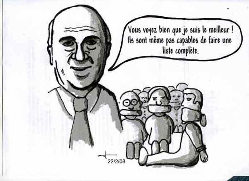 Dessins: Seyssel avant les élections municipales 2008 08-02-11