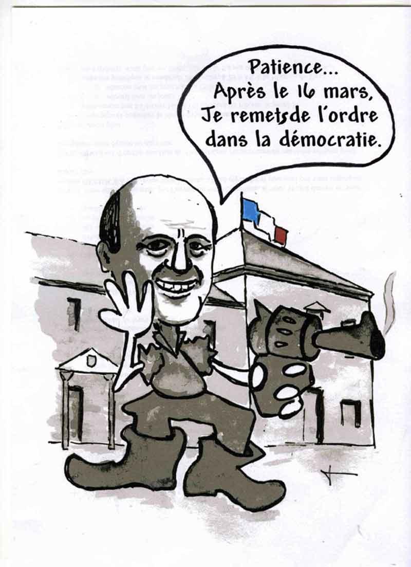Dessins: Seyssel avant les élections municipales 2008 08-02-12