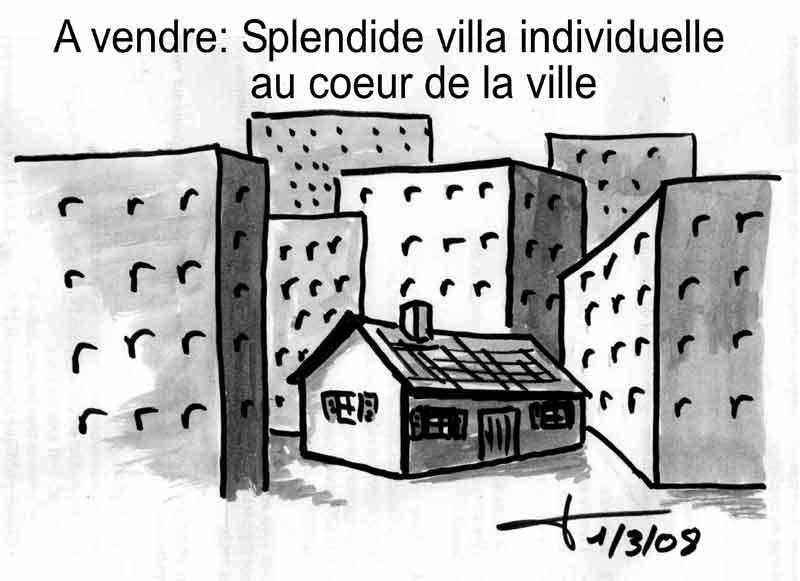 Dessins: Seyssel avant les élections municipales 2008 08-03-10