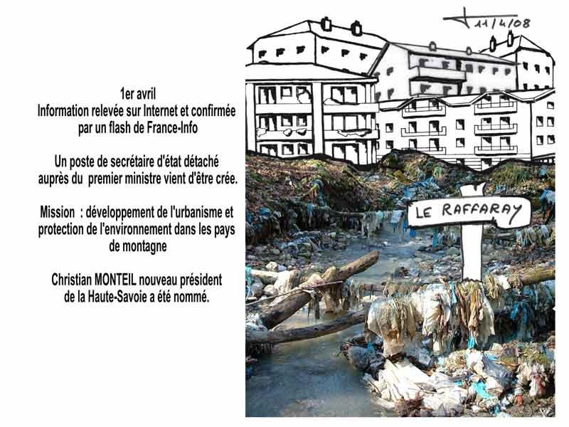 Dessins : Seyssel après les èlections municipales 2008 08-04-10