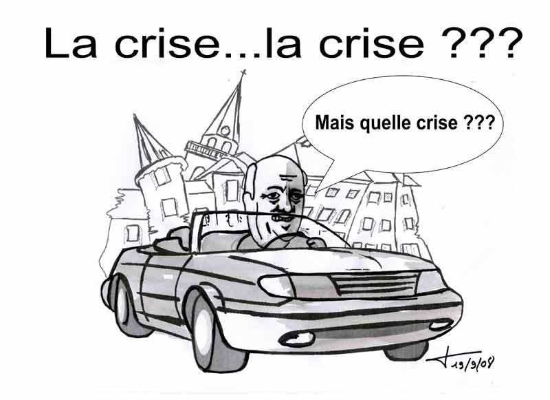 Dessins : Seyssel après les èlections municipales 2008 08-09-20