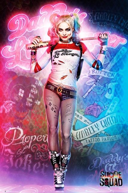 Harley Quinn Comand10
