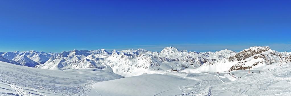Panoramique Neige Cramé 14030311