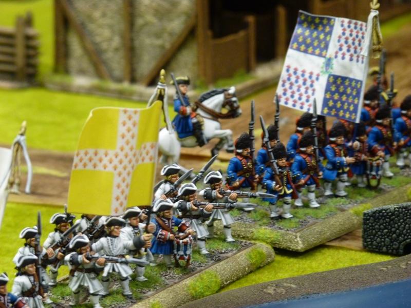 La bataille de Melle, 1745 [BLACK POWDER] P1020610
