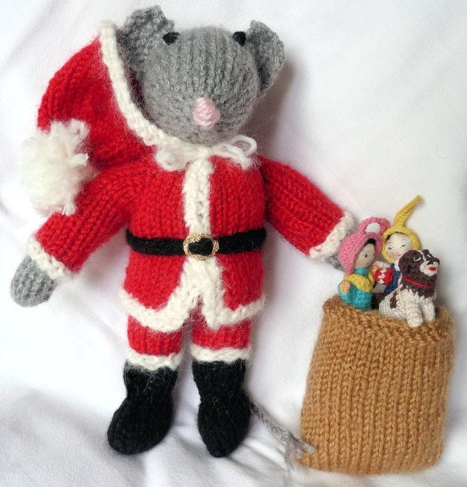photos des créas du défis de Noel visible aux invites   Souris10