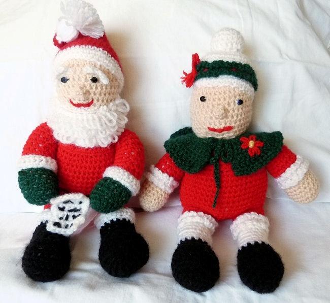 photos des créas du défis de Noel visible aux invites   Vannad10