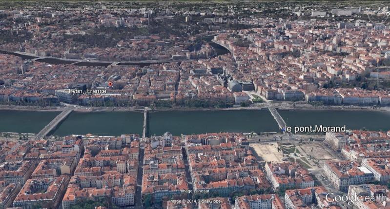 Les ponts de Lyon, passage obligé de toute visite Xx14