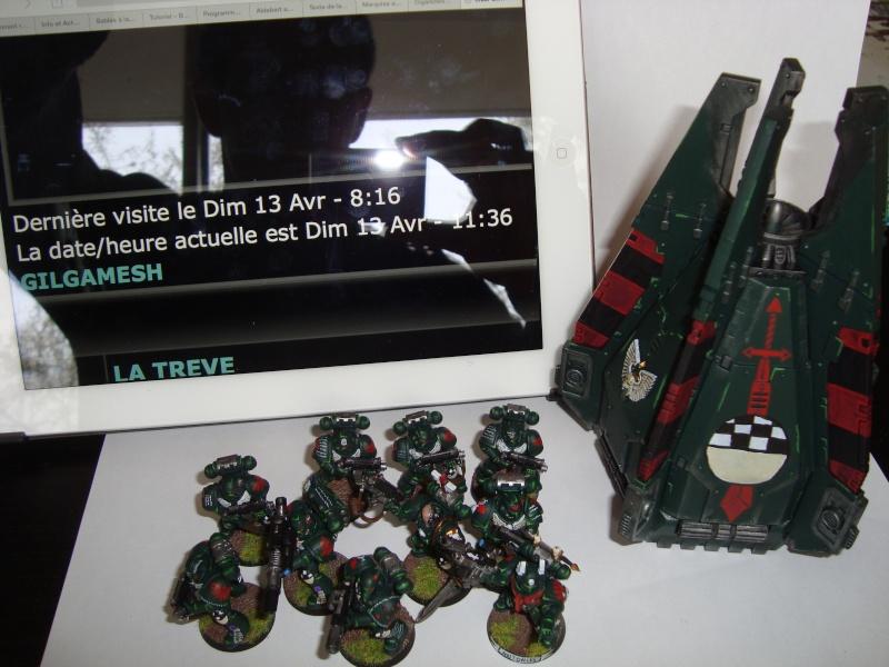 [Galthan Ironsturm - Dark Angels] 4ème Compagnie, 2nd Escouade Tactique Dsc00619