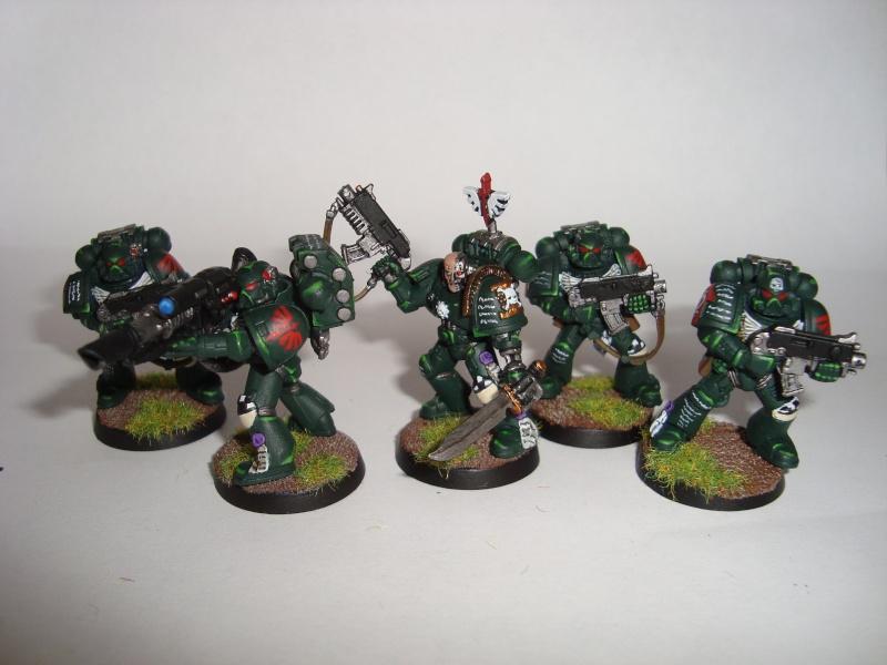 [Galthan Ironsturm - Dark Angels] 4ème Compagnie, 2nd Escouade Tactique Dsc00621