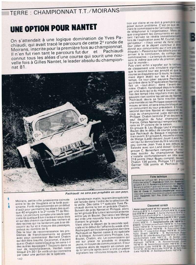 Rallye de Moirans 1981 Junior36