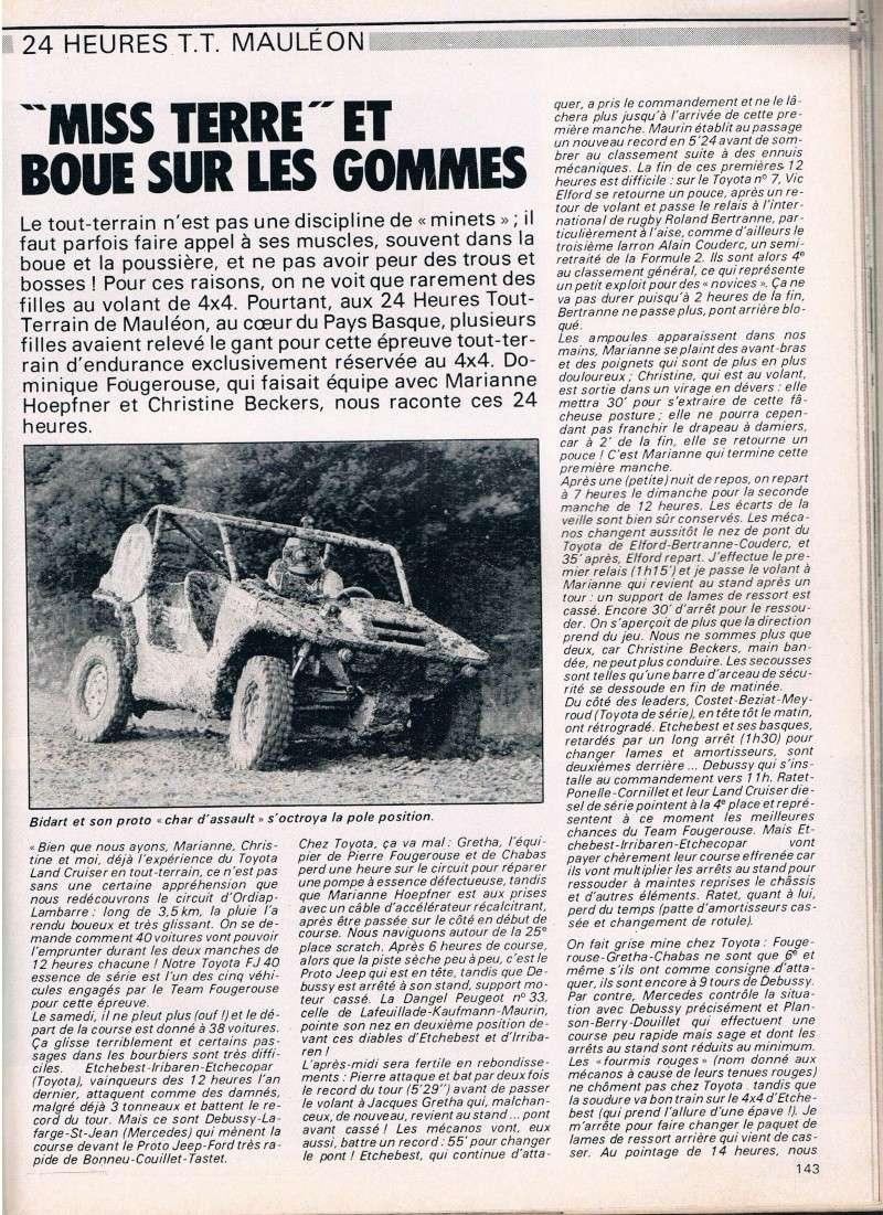 24H de Lambarre 1981 Junior37
