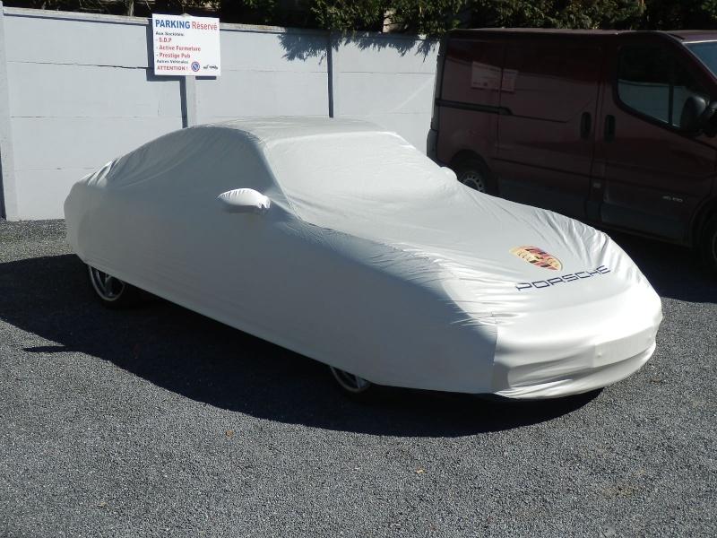 vend ou échange housse Porsche extérieur P3201815
