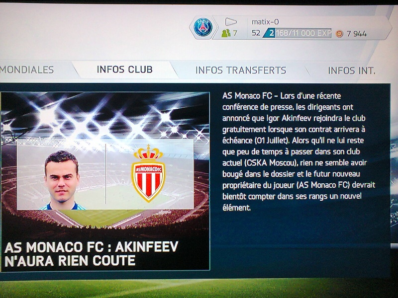 [FIFA 14] [Carrière Matix] AS Monaco - Page 4 Photo158