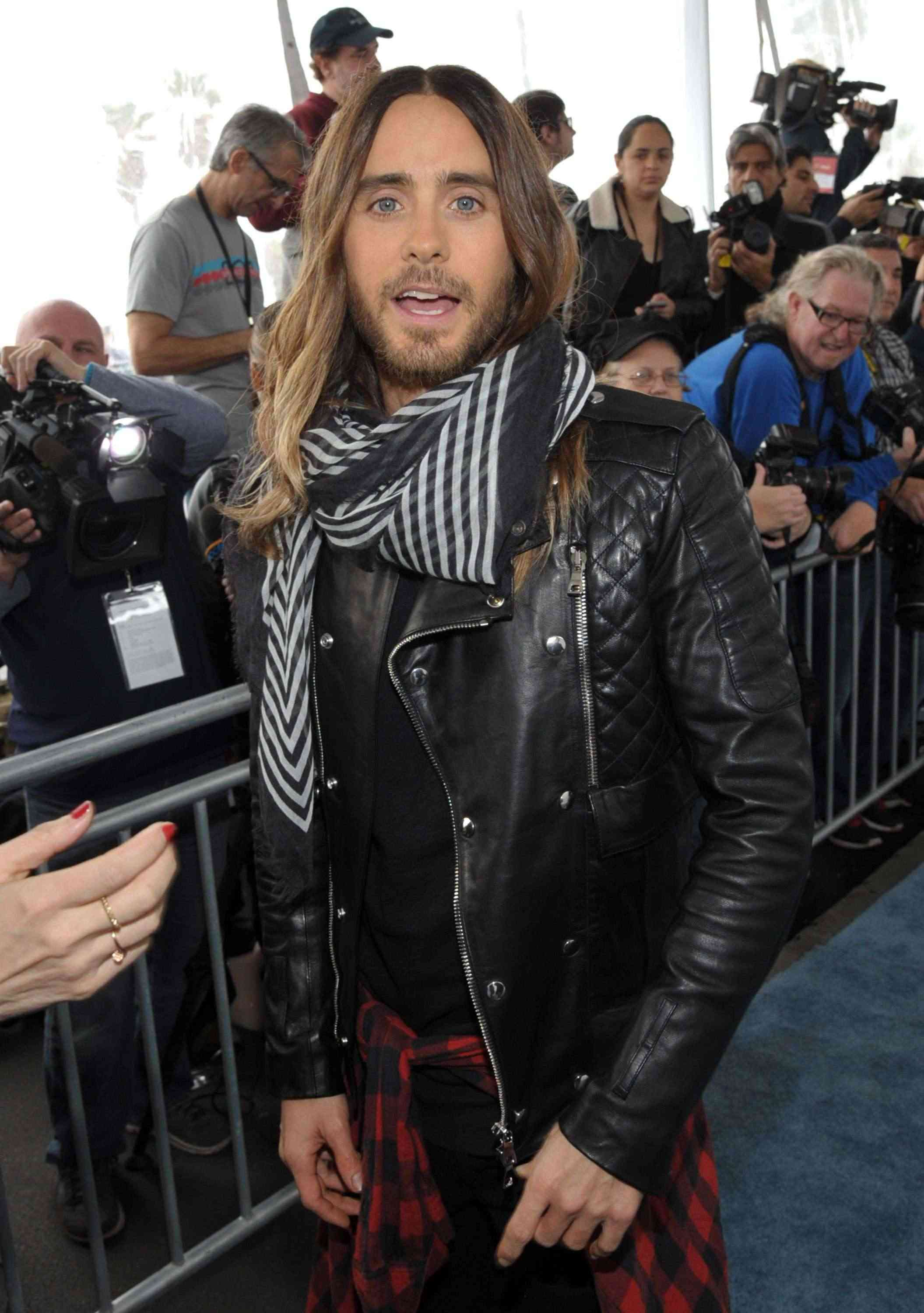 Jared Leto @ Film Independent Spirit Awards, 1er Mars 2014 Dallas10