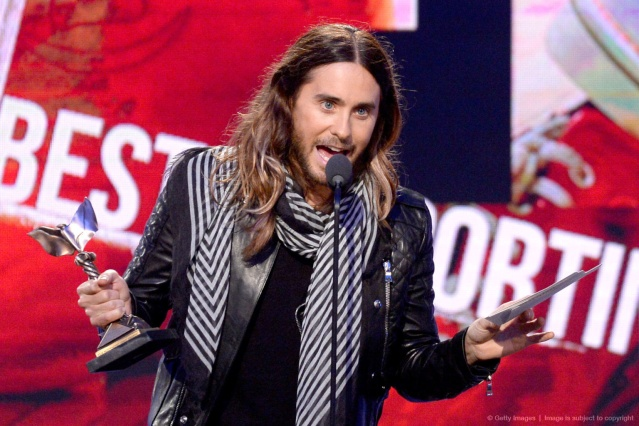 Jared Leto @ Film Independent Spirit Awards, 1er Mars 2014 Dallas13