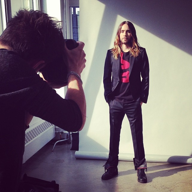 Jared Leto @ GQ Italy - janvier 2014 Tumblr21