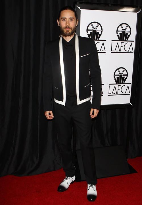 Jared Leto @ 39th annual LA critics Association Awards Tumblr23