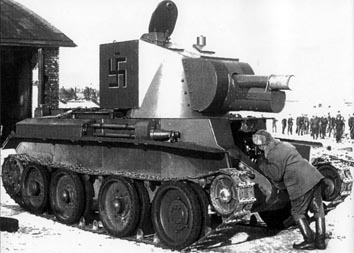 Finnish Army BT-42 Bt-42_10