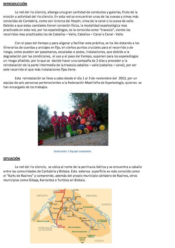Reequipación de la parte media entre Caballos y La Canal Reequi22